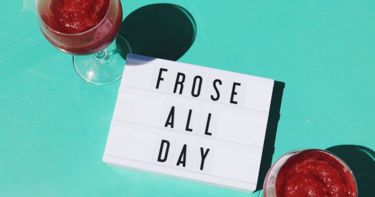 YES WAY FROSÉ